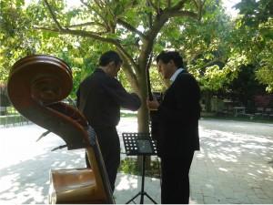 Groupe jazz mariage cocktail marseille