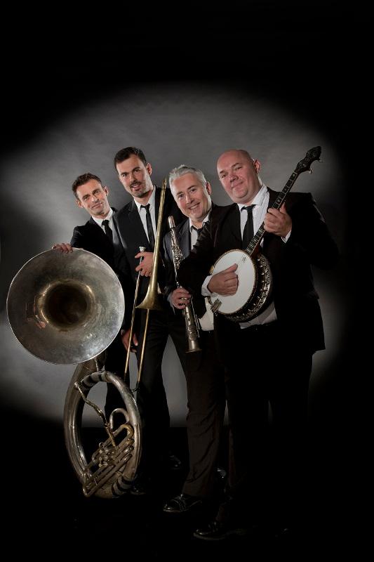 New Orleans Jazz Mariage